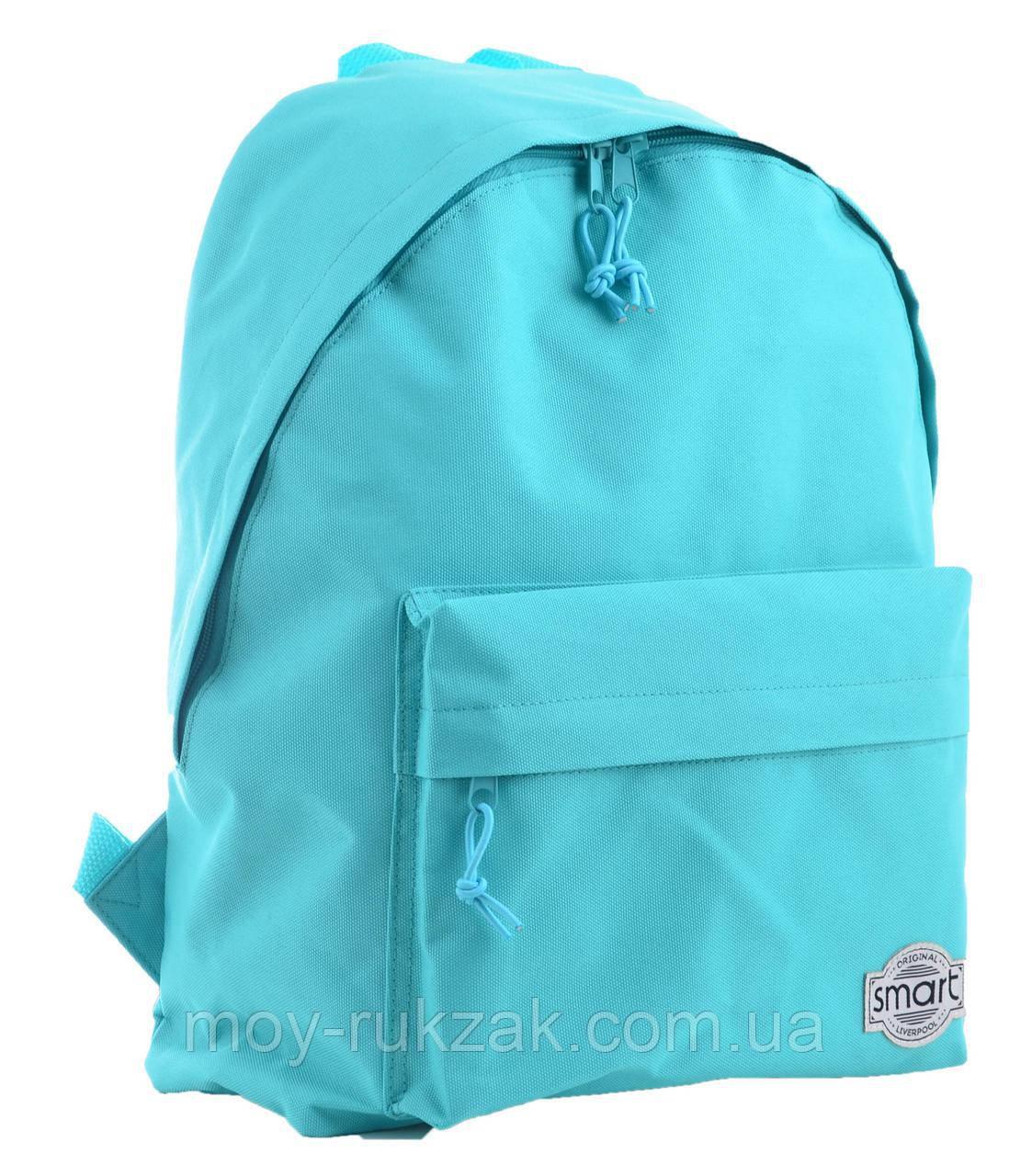 "Рюкзак подростковый Aquamarine ""Smart"" ST-29, 555383"