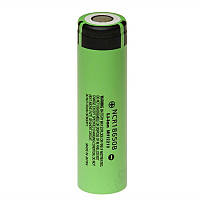Аккумулятор 18650 Panasonic NCR18650B 3400 mAh без защиты (для павербанка, ноутбука)