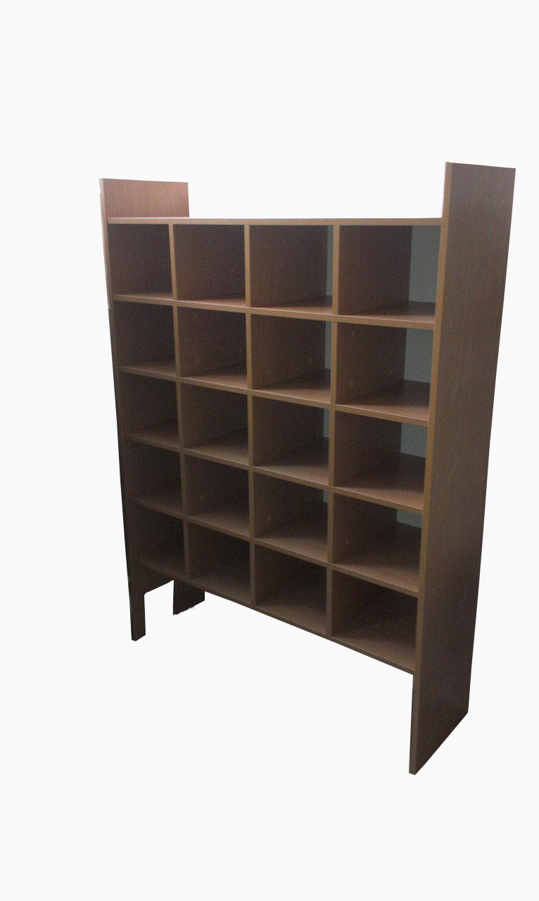 Шкаф для горшков 20 секций