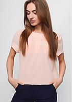 Блуза женская №6 (персик)