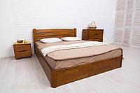 Кровать деревянная София Люкс ТМ Олимп
