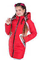 Детская весенняя куртка на девочку на силиконе