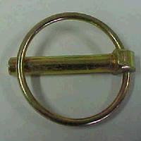 Шплинт с кольцом DIN 11023