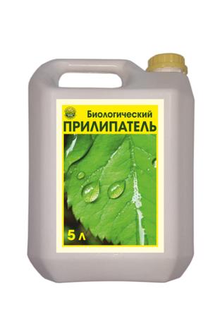Прилипатель (Прилипач) ПАВ биоприлипатель  біоприлипач биологический плёнко-образующий препарат, фото 2