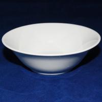Салатник Белая гладь №6 - 15 х 4,5 см. (12 шт. в уп.)