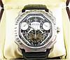 Часы Bvlgari Octo Maserati 45mm Silver/Black. Реплика: ААА.