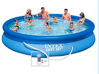 Семейный наливной бассейн Intex 28158 Easy Set