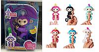 Интерактивная игрушка обезьянка Fingerlings Baby Monkey
