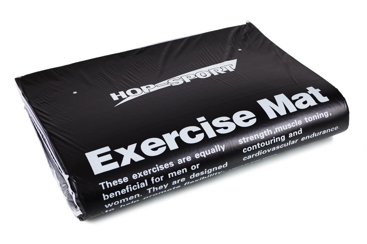 Фитнес-мат (коврик для йоги и фитнеса) «Hop-Sport 2255» 1830x610x16 мм
