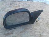 Зеркало заднего вида левое Mitsubishi galant 8 1996-2003г.в. седан вишня, фото 2