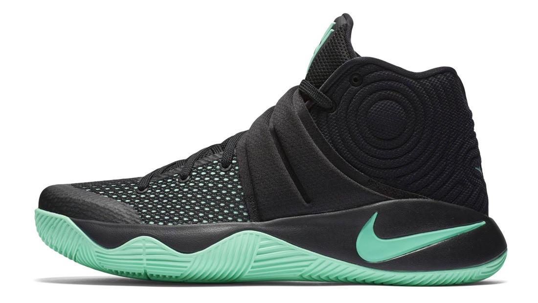 01b12d22 Баскетбольные кроссовки Nike Kyrie Irving 2 (Найк Кайри Ирвинг) зеленые -  JSJ — Одежда