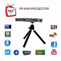 Мини-проектор P8 DLP 1080 P Smart Android Wi-Fi Bluetooth
