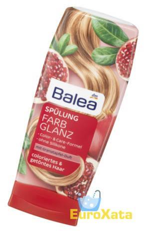 Бальзам - кондиционер BALEA Granatapfel & Gojibeere