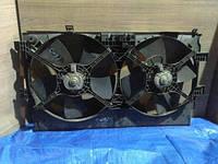 Диффузор и вентиляторы Mitsubishi Lancer X, 2007-, 1355A093, 1355A087, 1355A131