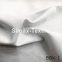 Ткань бенгалин, Белый
