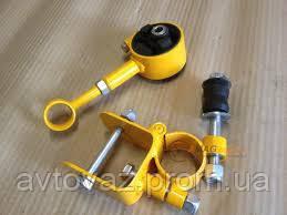 Подушка двигателя, опора ВАЗ 2110, 2111, 2112 дополнительная усиленная