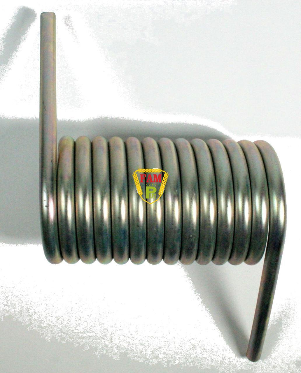 Пружина давления на переднем удобрителе колесной секции 10153071 Monosem, 9764 Monosem