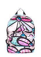 Рюкзак женский POOLPARTY Backpack Blossom Grey