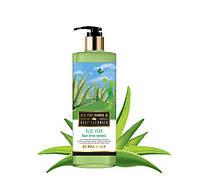 Средство для комплексного ухода за волосами и телом с экстрактом алое PAX MOLY Aloe Vera Shampoo&Body Cleanser