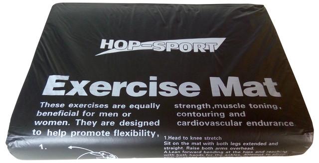 Купить Фитнес-мат (коврик для йоги и фитнеса) «Hop-Sport 2255»