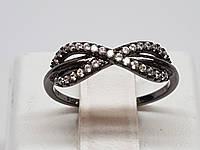 Серебряное кольцо с фианитами. Артикул YR1070-1317 17,2, фото 1