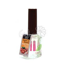 """Масло EVA Organic Oil """"Миндаль"""" укрепляющее для ногтей, 12 мл"""