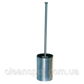 Щетка для унитаза с держателем металлическая Merida Stella