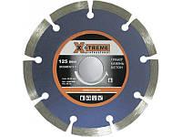 Круг алмазный Segment 1A1RSS/C3-W 230*7*22.23 X-TREME XT110102 Диск алмазный по бетону