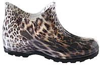"""Ботинки женские """"Стиль-силикон"""", резиновая обувь оптом"""