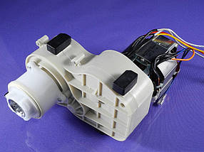 Двигатель в сборе с редуктором для мясорубки Gorenie MG2000TJW (588967)