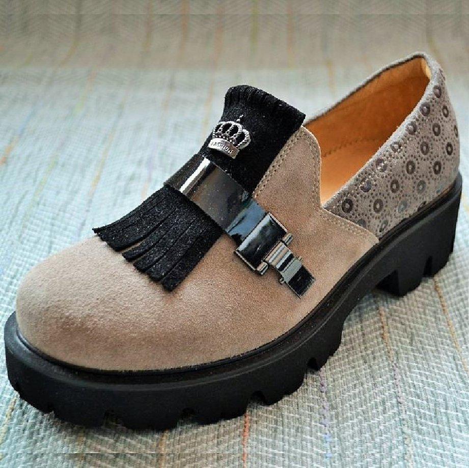 Туфли на тракторной подошве, Masheros размер 34 35 36