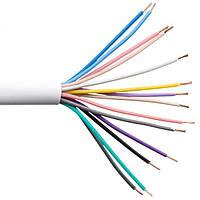 Сигнальный кабель GV КСВП CCA 14x7/0.22 неэкранированный бухта 100м
