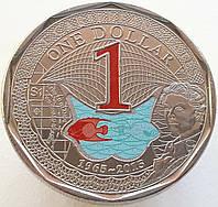 Восточные Карибы 1 доллар 2015 - 50 лет Восточно-Карибской валюте