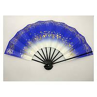 Японский веер «Плывущие облака», фото 1