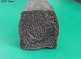 Уплотнитель резиновый, монолитный и пористый, различной конфигурации., фото 2