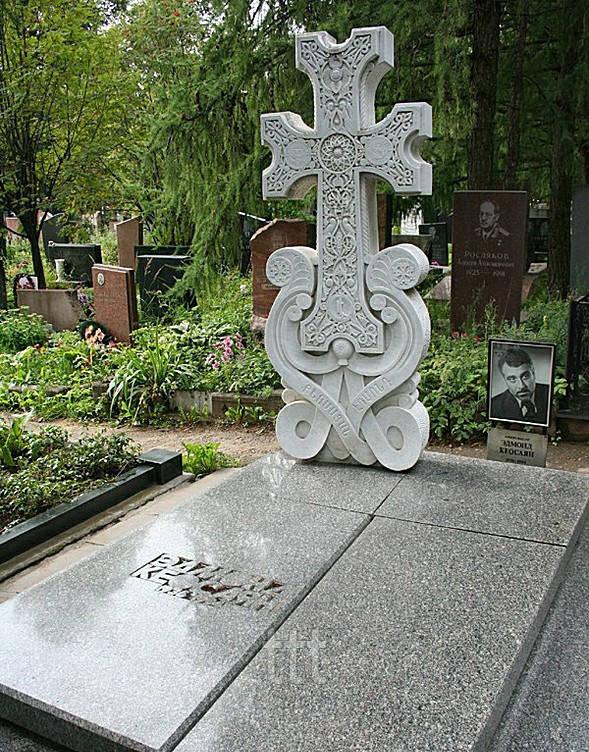 Мраморный армянский крест  № 28
