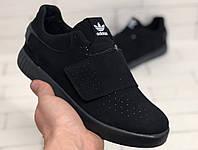 Кроссовки мужские Adidas Tubular D2775 черные низкие