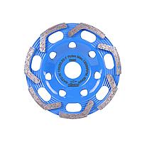 ФАТ-С - 125/22,23x7-W Rotex (DISTAR) Фреза алмазная торцевая сегмент  для сухого шлифования бетона