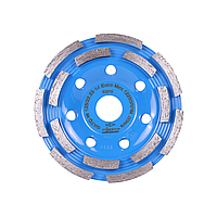 ФАТ-С - 180/22,23x20-W Extra (DISTAR) Фреза алмазная торцевая сегментная для грубой обдирки и выравнивания поверхностей из бетона, кирпича, а также