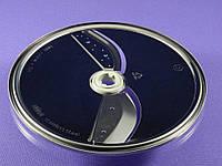 Двухсторонний диск для толстой/тонкой нарезки для кухонного комбайна Braun (63210632)