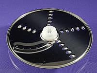 Двухсторонний диск (для тонкой нарезки/мелкой терки) для кухонного комбайна Kenwood (KW698601)