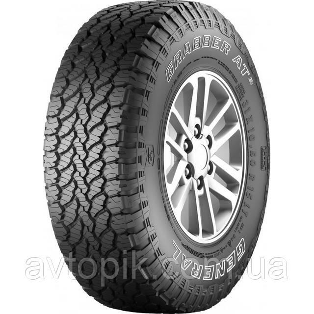 Всесезонные шины General Tire Grabber AT3 205/80 R16 104T XL
