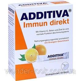 Additiva immun direct при первых симптомах простуды