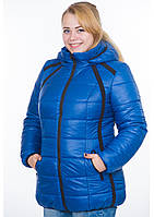 Куртка женская №25 (василёк)
