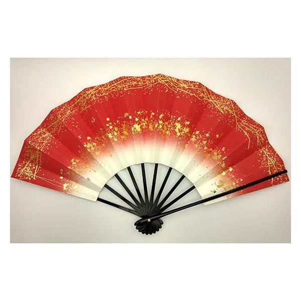 Японське віяло «Ранок після дощу»