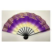 Японский веер «Северное сияние»