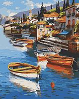 Картина по номерам ArtStory Тихая бухта 40 х 50 см (арт. AS0025), фото 1