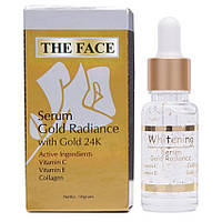 Сыворотка для лица против морщин/ GOLD ACTIVE FACE SERUM
