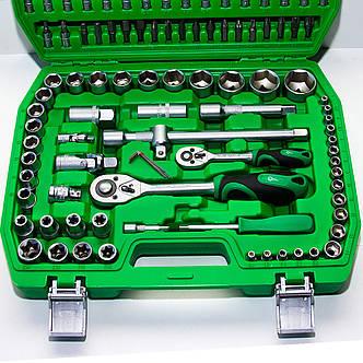Набор инструментов 108 предметов Intertool ET-6108SP, фото 2
