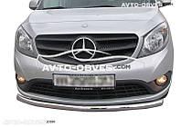 Защитная дуга одинарная для Mercedes-Benz Citan